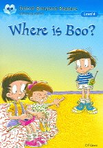 """<font title=""""Oxford Storyland Readers 4 - Where is Boo? (교재/ CD별매, New Edition) """">Oxford Storyland Readers 4 - Where is Bo...</font>"""