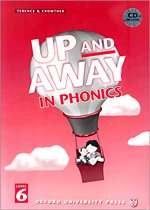 "<font title=""Up and Away in Phonics 6 - Phonics Book (Paperback+ CD)"">Up and Away in Phonics 6 - Phonics Book ...</font>"