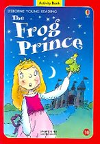 The Frog Prince Level 1-10 : Activity Book (Paperback+ Audio CD)