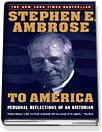 To America : Personal Reflections of an Historian -Paperback