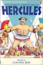 Usborne Young Reading Level 2-03 : The Amazing Adventures of Hercules (Paperback, 영국판)