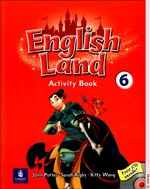 "<font title=""English Land 6 - Activity Book (Paperback+ Audio CD:1)"">English Land 6 - Activity Book (Paperbac...</font>"
