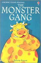 Usborne Young Reading Level 1-12 : The Monster Gang (Paperback, 영국판)