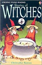 Usborne Young Reading Level 1-26 : Stories of Witches (Paperback, 영국판)