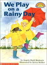 We Play on a Rainy Day - Hello Reader! Level 1 (Paperback)