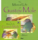 "<font title=""[노부영]The Musical Life of Gustav Mole (Paperback+ CD)"">[노부영]The Musical Life of Gustav Mole ...</font>"