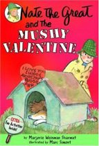 Nate the Great #17: and the Mushy Valentine (Paperback/ Reprint Edition)