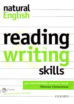 """<font title=""""Natural English Pre-intermediate - Reading and Writing Skills Resource (Paperback)"""">Natural English Pre-intermediate - Readi...</font>"""