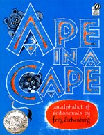 [노부영]Ape in a Cape (Paperback+ CD)
