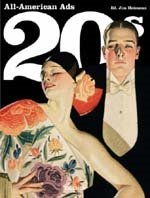 All-American Ads of the 20s (Paperback)