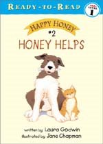 Honey Helps #2 : Happy Honey (Paperback)