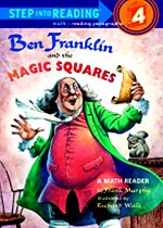 "<font title=""Ben Franklin and the Magic Squares - Step into Reading 4 Math (Paperback)"">Ben Franklin and the Magic Squares - Ste...</font>"