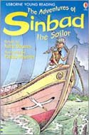 Usborne Young Reading Level 1-01 : The Adventures of Sinbad the Sailor (Paperback, 영국판)