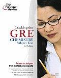 "<font title=""Cracking the GRE Chemistry Test (Paperback / 3rd Ed.)"">Cracking the GRE Chemistry Test (Paperba...</font>"