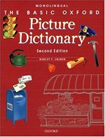 "<font title=""The Basic Oxford Picture Dictionary, Monolingual (2nd Edition/ Paperback)"">The Basic Oxford Picture Dictionary, Mon...</font>"