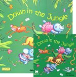"<font title=""[노부영] Down in the Jungle (Paperback+CD)"">[노부영] Down in the Jungle (Paperback+C...</font>"