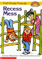 Recess Mess - Hello Reader! Level 1 (Paperback)