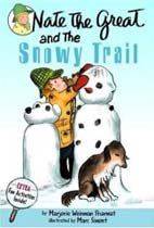 Nate the Great #11: and the Snowy Trail (Paperback/ Reprint Edition)