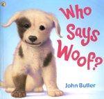 [노부영]Who Says Woof? (Paperback+ CD)