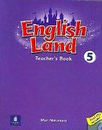 "<font title=""English Land 5 - Teacher"