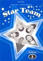 Star Team 3 - Workbook (Paperback)