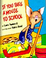 [��ο�]If You Take a Mouse to School (Hardcover+ CD)