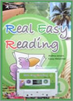 Real Easy Reading 1 (Paperback+ Tape)