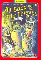 Ali Baba and the Forty Thieve Level 1-03 : Activity Book (Paperback+ Audio CD)