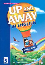 """<font title=""""Up and Away in English 5 - Student"""