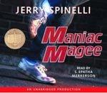 Maniac Magee [UNABRIDGED] (CD:4/ 도서별매)