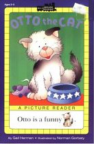 Otto the Cat - All Aboard Reading Picture Readers (Paperback)