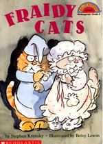Fraidy Cats - Hello Reader! Level 2 (Paperback)