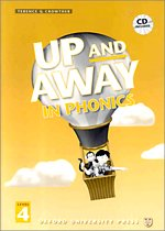 "<font title=""Up and Away in Phonics 4 - Phonics Book (Paperback+ CD)"">Up and Away in Phonics 4 - Phonics Book ...</font>"