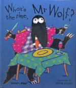 [��ο�]What's the Time, Mr Wolf? (Hardcover+ CD)