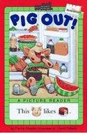 Pig Out! - All Aboard Reading Picture Readers (Paperback)
