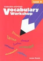 "<font title=""Vocabulary Workshop Level B - Student Book (New Edition / Paperback)"">Vocabulary Workshop Level B - Student Bo...</font>"