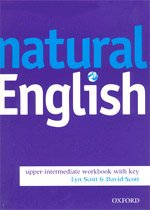 """<font title=""""Natural English Upper-intermediate - Workbook with Key (Paperback)"""">Natural English Upper-intermediate - Wor...</font>"""