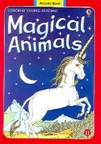 Magical Animals Level 1-11 : Activity Book (Paperback+ Audio CD)