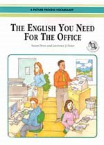 "<font title=""The English You Need for the Office (Paperback +CD)"">The English You Need for the Office (Pap...</font>"