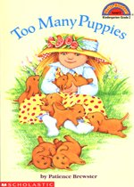 Too Many Puppies - Hello Reader! Level 2 (Paperback)