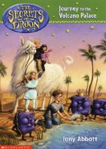 Journey to the Volcano Palace - Secrets of Droon 2 (Paperback)