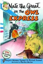 Nate the Great #24: on the Owl Express (Paperback/ Reissue Edition)