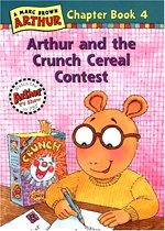 Arthur and the Crunch Cereal Contest #4 (Paperback)