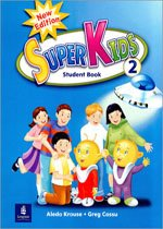 """<font title=""""Superkids Level 2 - Student Book (New Edtion) """">Superkids Level 2 - Student Book (New Ed...</font>"""
