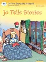 "<font title=""Oxford Storyland Readers 9 - Jo Tells Stories (교재/ CD별매, New Edition)"">Oxford Storyland Readers 9 - Jo Tells St...</font>"