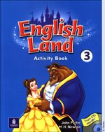"<font title=""English Land 3 - Activity Book (Paperback+ Audio CD:1)"">English Land 3 - Activity Book (Paperbac...</font>"