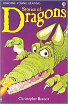 Usborne Young Reading Level 1-17 : Stories of Dragons (영국판, Paperback)
