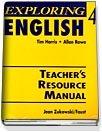"""<font title=""""Exploring English Level 4 - Teacher"""