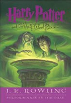 Harry Potter and The Half-Blood Prince : Book 6 (Audiobook, 미국판, Unabridged Edition, Audio CD 17장,도서별매)