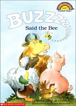 Buzz Said The Bee - Hello Reader! Level 1 (Paperback)